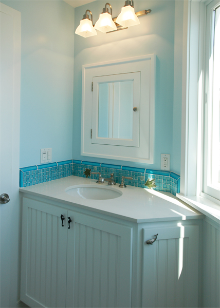 Ocean Themed Bathroom : The dishwasher blues or crusty whites karen highberger