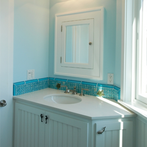 Sea themed bathroom bathroom ideas pinterest for Sea bathroom ideas