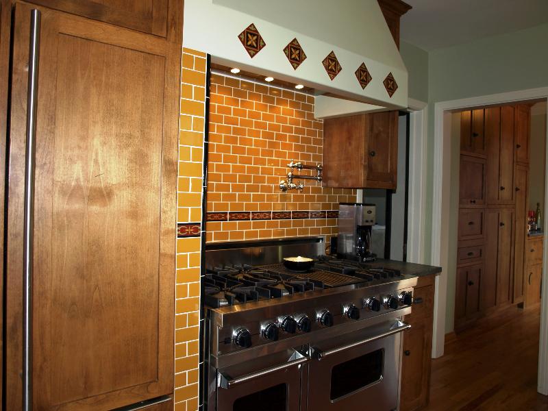 Cherry -Kitchen-Cabinets