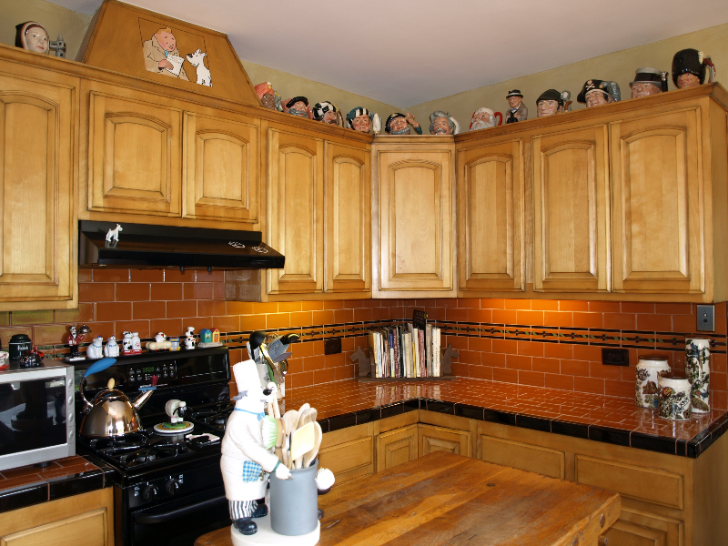 Kitchen-for-a-collector