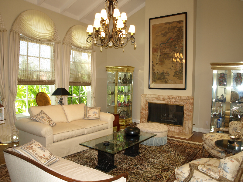 sophisticated-living-room