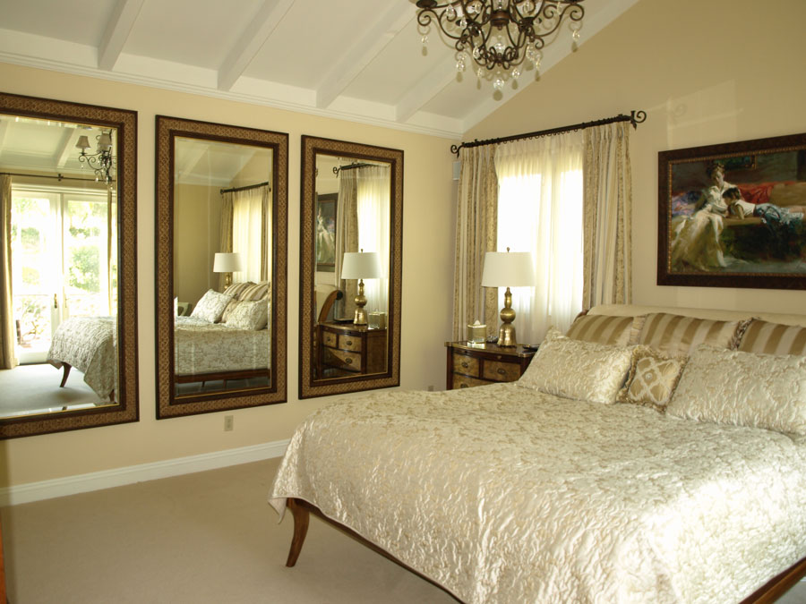 formal bedroom